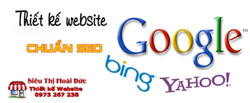 Thiết Kế Website Chuẩn Seo, Chuẩn Di Động