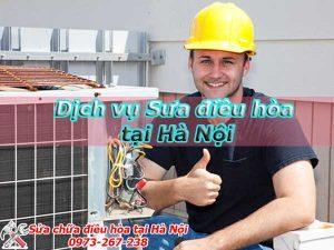 Sửa chữa điều hòa tại Hà Nội uy tín giá rẻ chuyên nghiệp