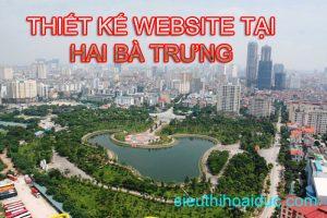 thiết kế website tại hai bà trưng