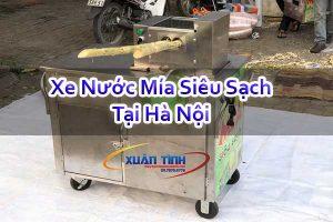 Xe Nước Mía Siêu Sạch Tại Hà Nội