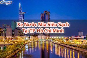 Xe Nước Mía Siêu Sạch Tại TP Hồ Chí Minh